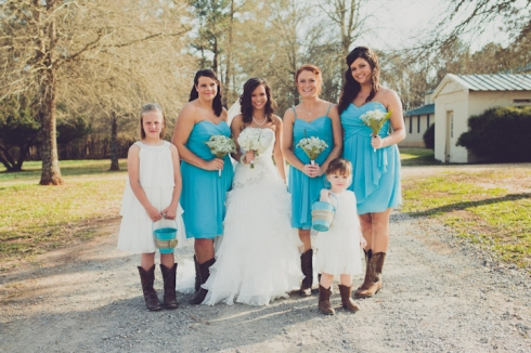 Berry Farm Wedding // MICHELLEMARIEPHOTOGRAPHY.COM