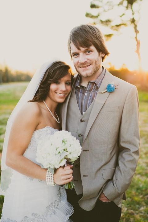 Alabama Farm Wedding // MICHELLEMARIEPHOTOGRAPHY.COM