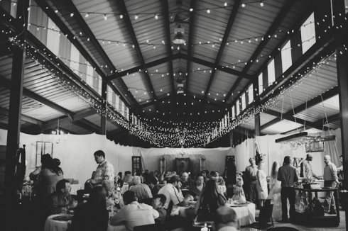 Alabama Barn Reception // MICHELLEMARIEPHOTOGRAPHY.COM